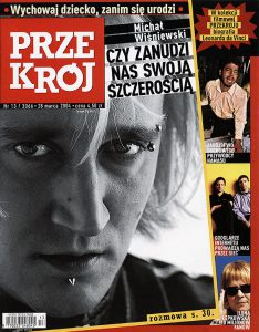Michał Wiśniewski / Przekrój
