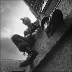 Wiktor Skok, Armii Czerwonej, Łódź, Polska,1987