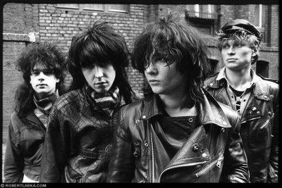 Black Currant: Slimak, Baloon, Szmalec, Offik, Ogrodowa, Łódź 1988