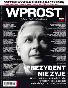 Lech kaczyński / Wprost