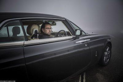 Piotr Frankowski. RollsRoyce Phantom @ Salzburg / TopGear