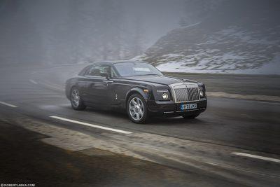 RollsRoyce Phantom @ Salzburg, Berchtesgaden / TopGear