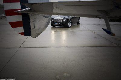 RollsRoyce Phantom  i P-101 Lighting @ Salzburg / TopGear