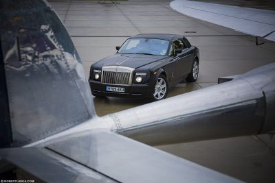 Rolls Royce Phantom @ Salzburg, Berchtesgaden / Top Gear magazine Poland