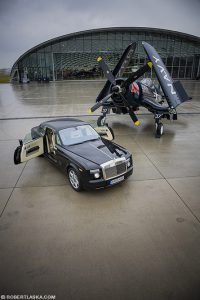 RollsRoyce Phantom @ Salzburg / TopGear