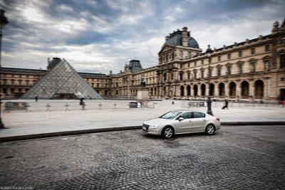 Peugeot, Paris/ TopGear