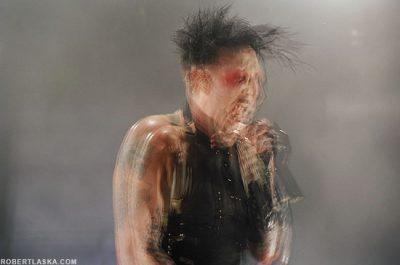 Marilyn Manson Live