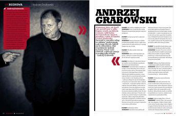 Andrzej Garabowski / Playboy