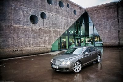 Bentley Flying Spur @ Kraków