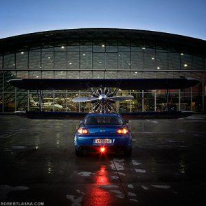Mazda RX8 - Hangar 7, Salzburg / TopGear