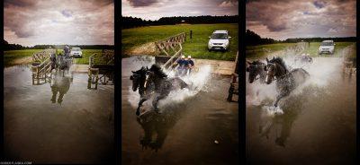Sportowa bryczka vs Hyundai