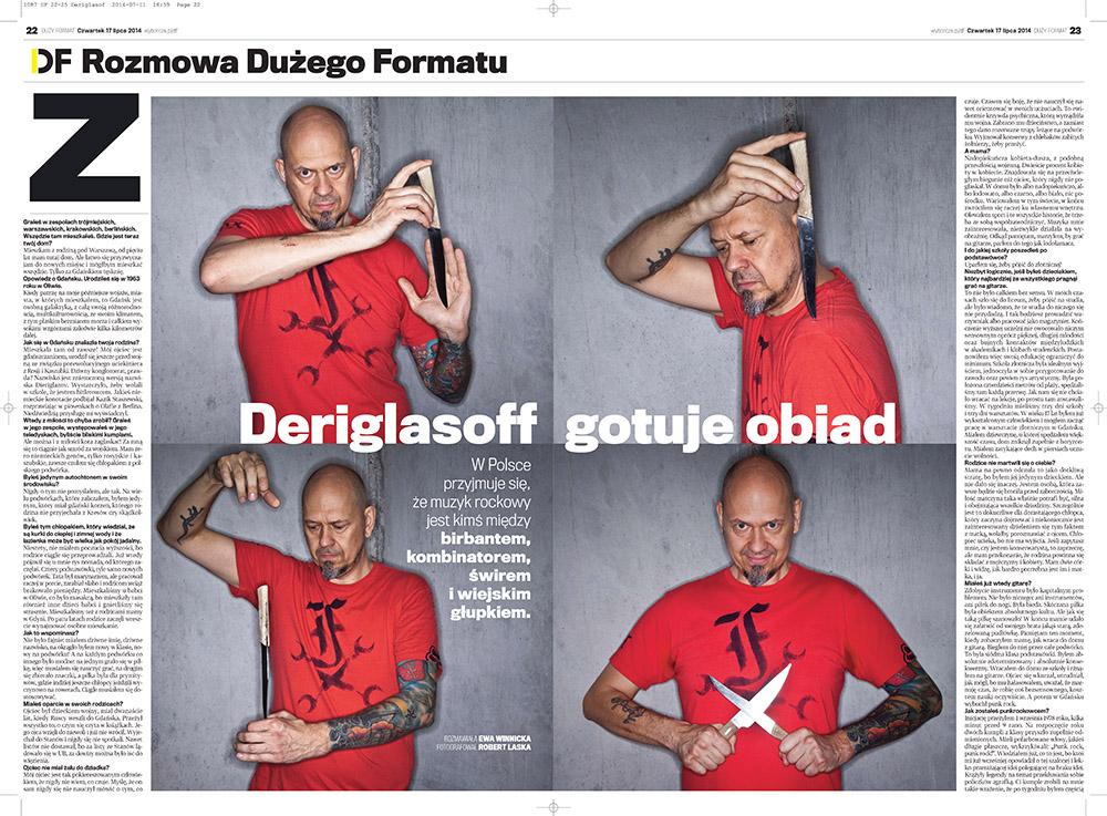 Olaf Deriglasoff / DF