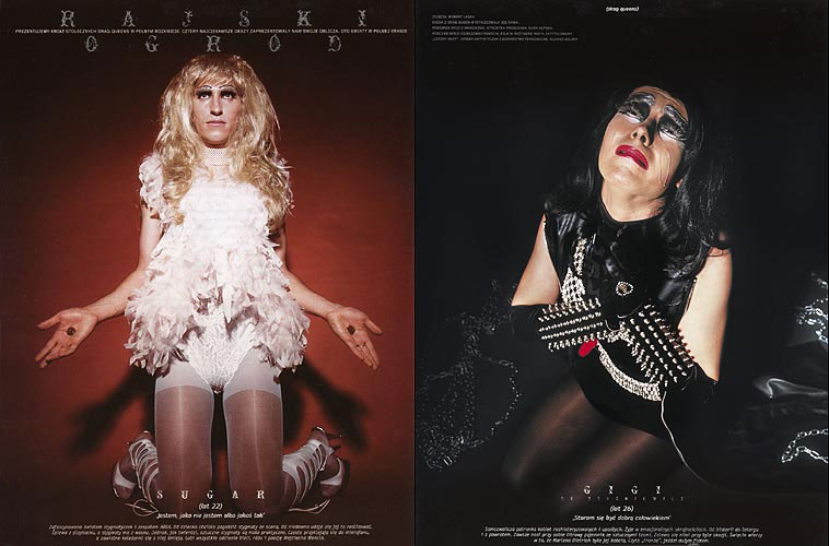 Drag Queens / Machina