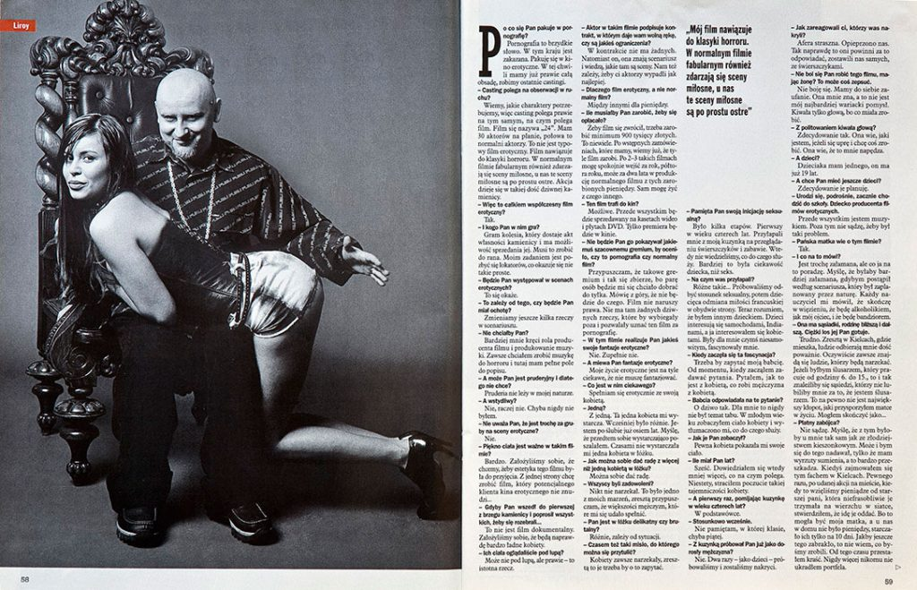 Piotr Liroy Marzec / Warszawa 2002