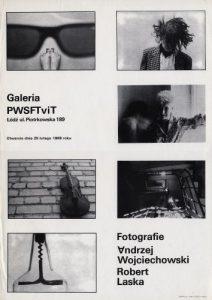 Galeria PWSFTViT Łódź 1989