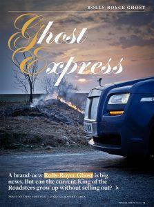 Rolls Royce Ghost / TopGear Poland