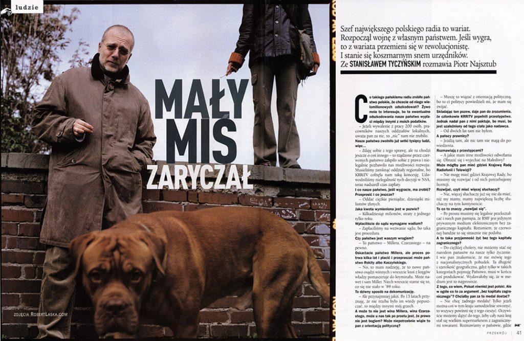 Stanisław Tyczyński / Przekrój