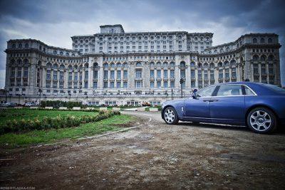 Rolls Royce Ghost TopGear