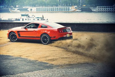 Ford Mustang Boss 302 for Ramp Magazine @ Köln