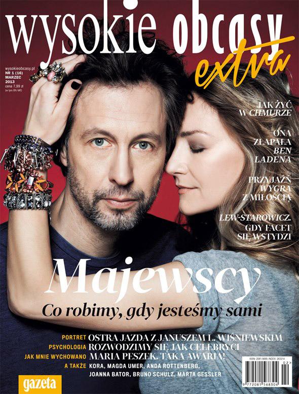 Magda i Szymon Majewscy