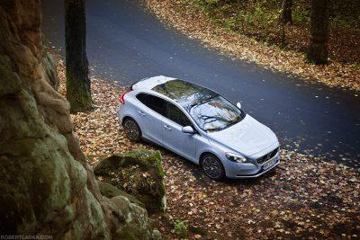 Volvo V 40, Kotlina Kłodzka, TopGear