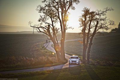 Volvo v40 Kotlina Kłodzka / TopGear