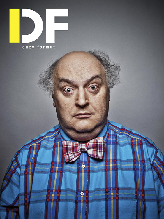 Maciej Nowak / Duży Format