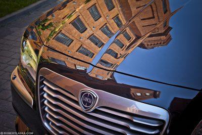 Lancia Thema - Lofty Scheiblera, Łódź  / TopGear