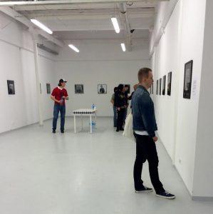 """""""Punks z miasta Łodzi"""" / wystawa w galerii Art_inkubator Łódź 2015"""