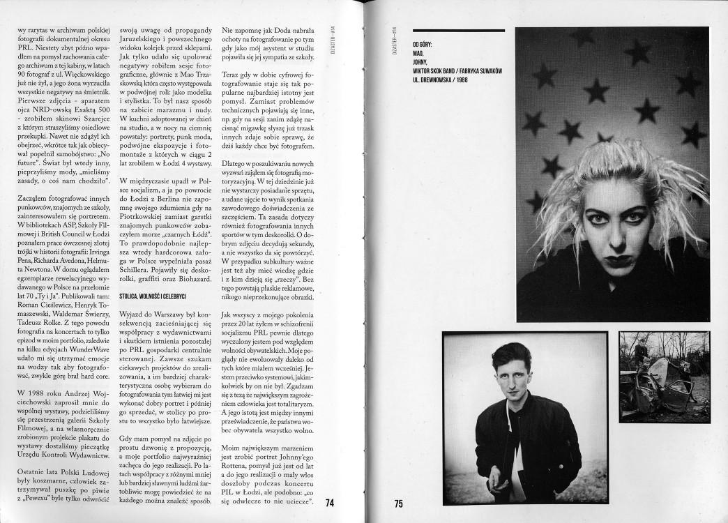 Robert Laska wywiad Dizaster #14