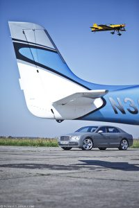 Bentley / Kamień Śląski, Top Gear magazine