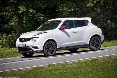 Nissan Juke Nismo / TopGear