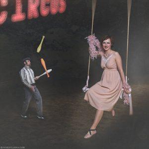 """Anna i Marcin - """"Cyrk T4B"""""""