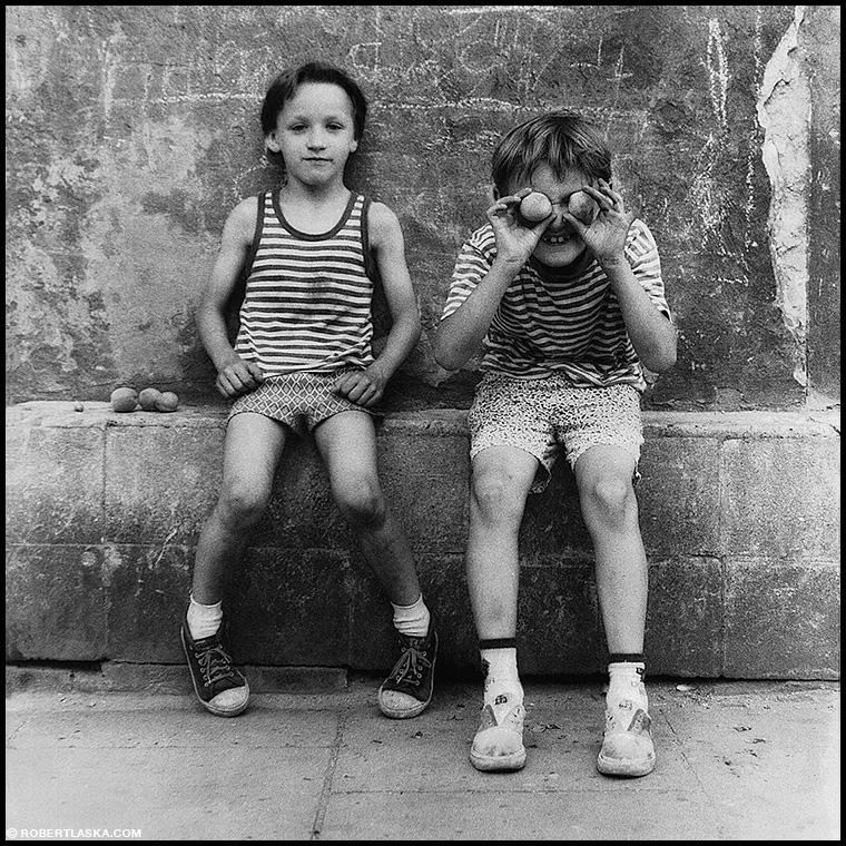 dzieci z ulicy
