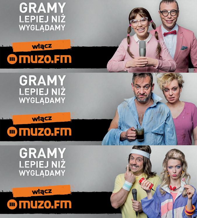 Gramy lepiej niż wyglądamy Muzo FM