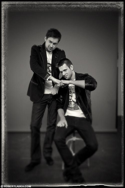 Marcin i Sebastian Prokop