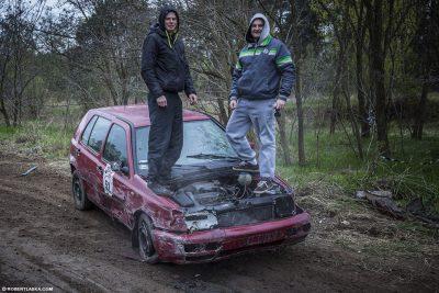 """""""Parszywa"""" Wrak Race / Babichy 2017"""