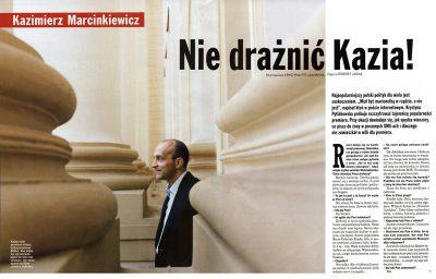 Kazimierz Marcinkiewicz / Viva