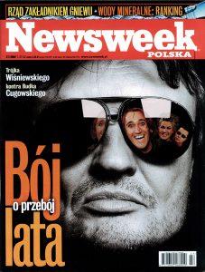 Krzysztof Cugowski / Newsweek