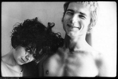 Lila i Michał 1988