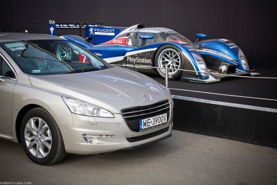Peugeot, 24 H Le Mans / TopGear