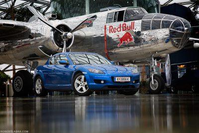 Mazda RX8 Hangar 7