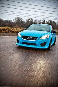 Volvo C30 Polestar @ Goteborg / TopGear