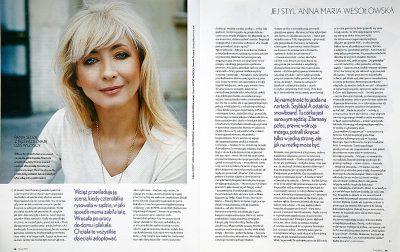 Anna Maria Wesołowska / Twój Styl