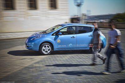 Nissan Leaf Zero