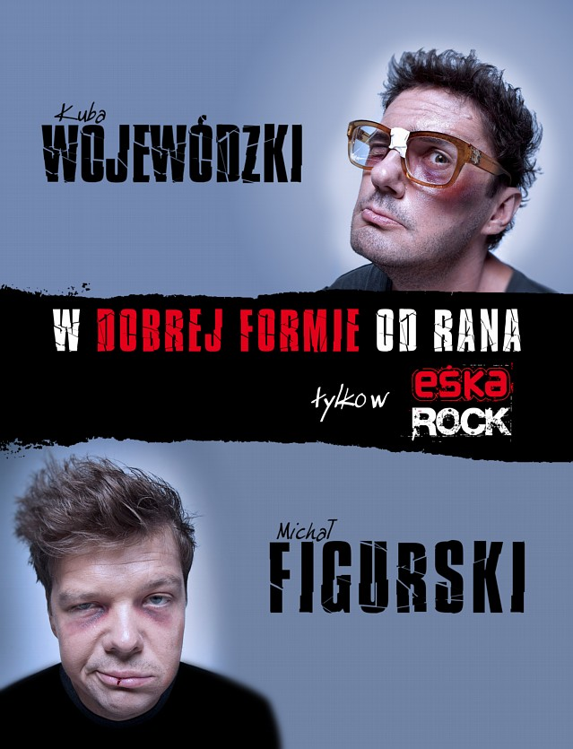 Dziennikarze Eska Rock