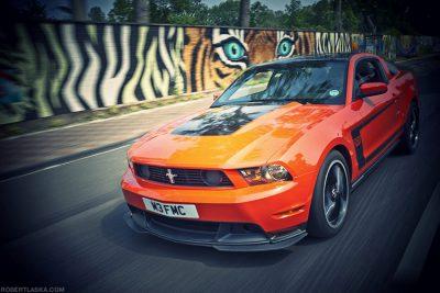 Ford Mustang Boss 302 @ Köln