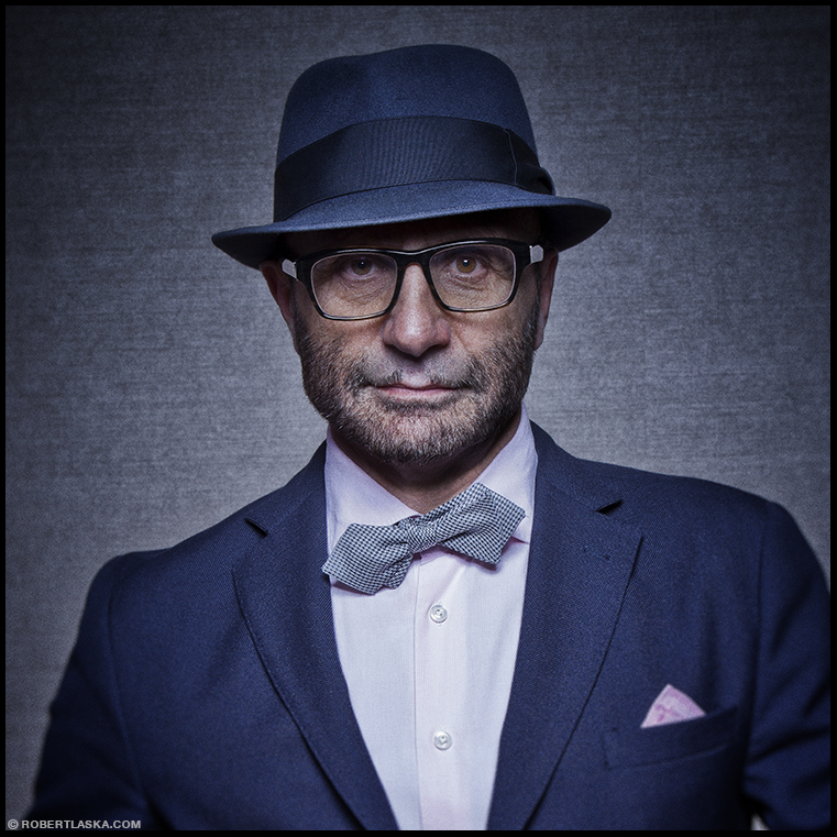 Lejb Fogelman portret
