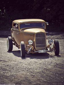 Hot Rod Hayride Detonators Car Club
