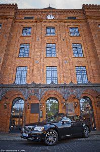 Lancia Thema TopGear